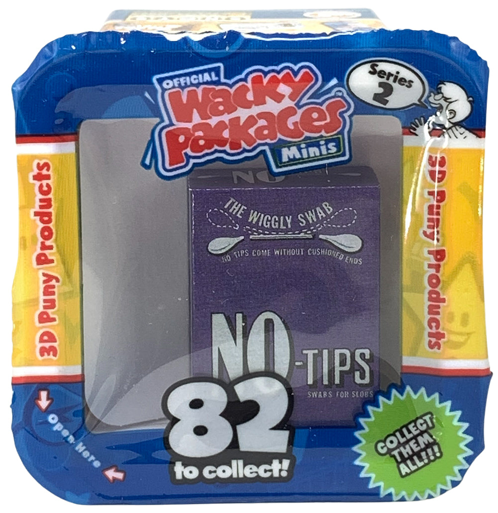 Wacky Packages Minis - No Tips (plus 4 Mystery) - Series 2