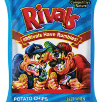 Wacky Packages Minis - Rivals (plus 4 Mystery) in action