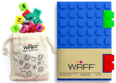 Waff Journal Combo Kit out of package