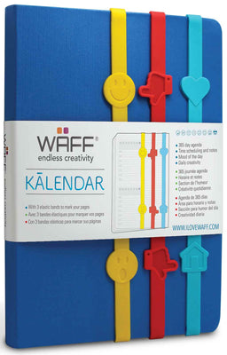 Waff Planner (Royal Bue)
