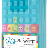 Waff Pencil Case (Aqua Blue) in package