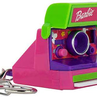 World's Smallest Barbie Polaroid  in action