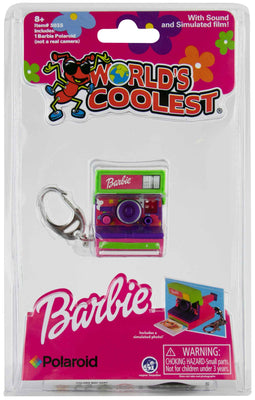 World's Coolest Barbie Polaroid 600