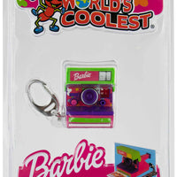 World's smallest barbie polaroid