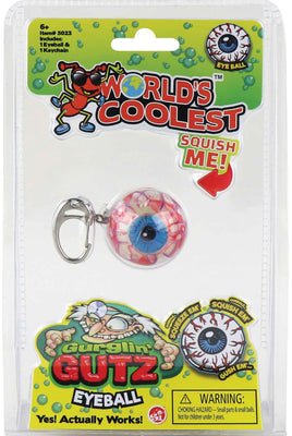 World Coolest Gurglin' Gutz Eyeball