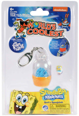 World's Coolest SpongeBob Keychain