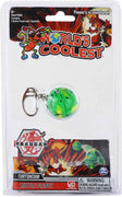 World's Coolest Bakugan Keychain (Turtonium)