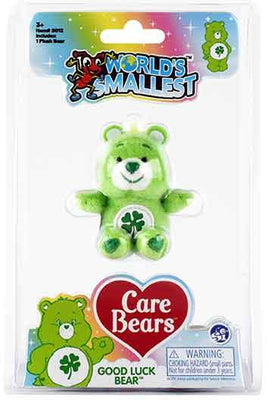 World's Smallest Care Bears Series 2 - Good Luck Bear