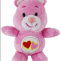 World's Smallest Care Bears Series 2 - Love a Lot Bear open