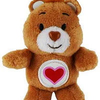 World's Smallest Care Bears Series 2 - Tenderheart Bear open
