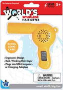 Westminster Worlds Smallest Hair Dryer