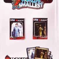 World's Smallest Magic The Gathering  Jace vs. Vraska Duel Decks