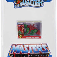 World's Smallest Masters of the Universe Battle Cat in package