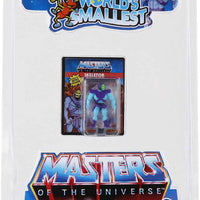 World's Smallest Masters of the Universe Skeletor in package