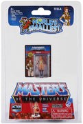 World's Smallest Masters of the Universe Micro Action Figures (TEELA)
