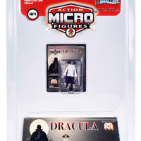 World's Smallest Mego Horror Micro Action Figures – Dracula in a package