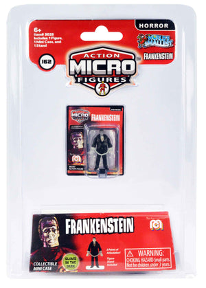 World's Smallest Mego Horror Micro Action Figures – (Frankenstein)