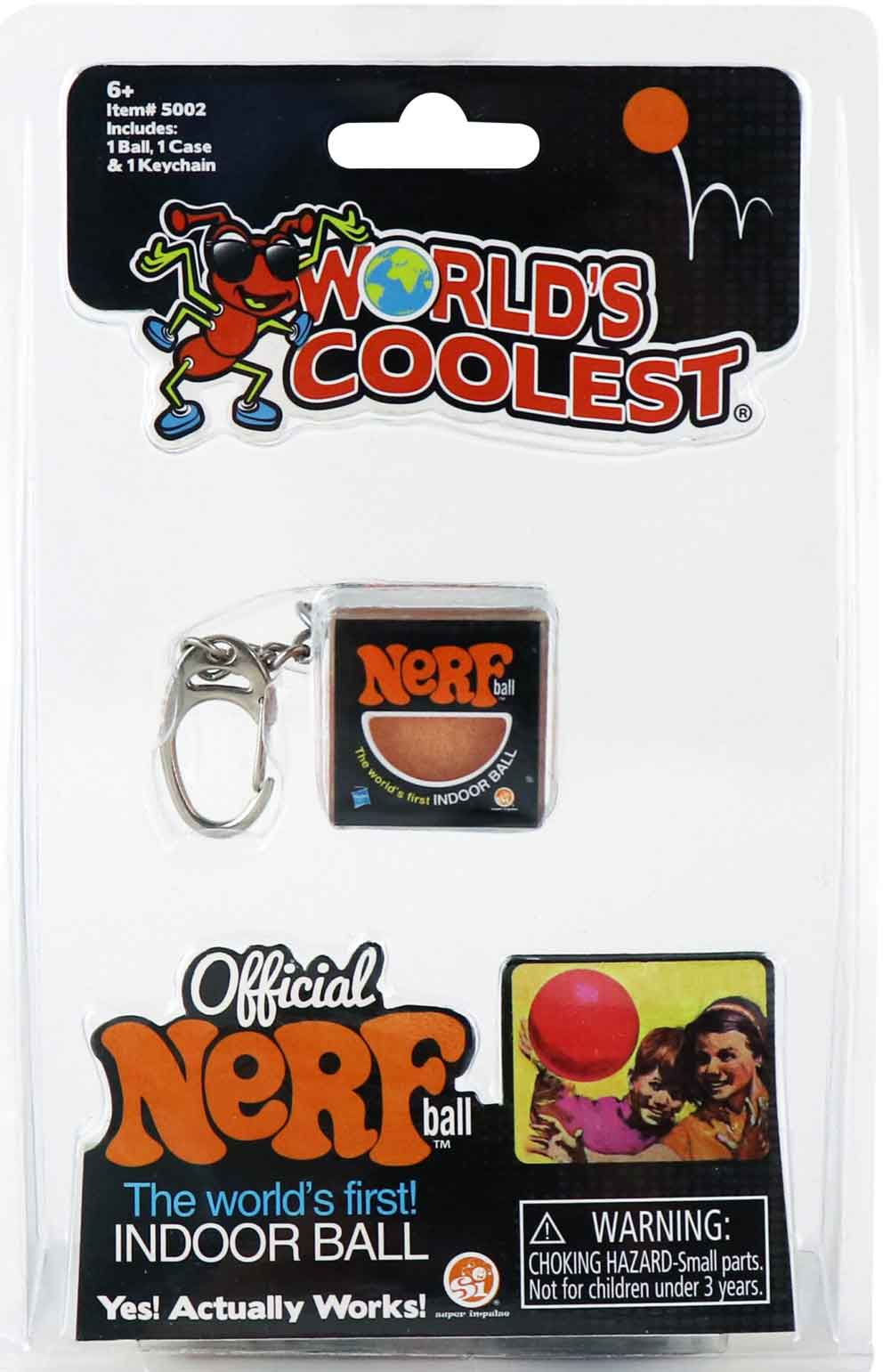 World's Coolest Official Nerf Ball