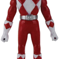 World's Smallest Power Ranger Action Figure - Red