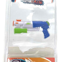 World's Smallest Super Soaker - Scatter Blast back of package