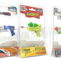 World's Smallest Super Soaker - Set of 3 - SS50, Barrage and Scatter Blast angle