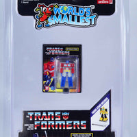 World Smallest Transformers Generation 1 - Optimus Prime in package