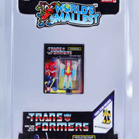 World Smallest Transformers Generation 1 - StarScream in package
