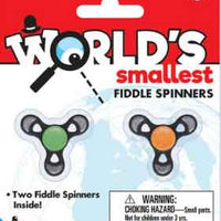 Worlds Smallest Spring Walker (by Westminster) fiddle spinner