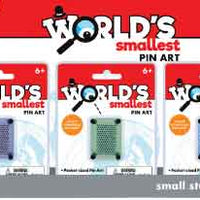 Worlds Smallest Pin Art full case (by Westminster)
