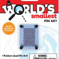 Worlds Smallest Spring Walker (by Westminster) pin art