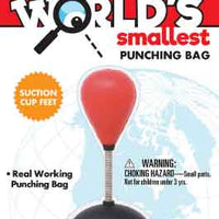 Worlds Smallest Punching Bag (by Westminster)