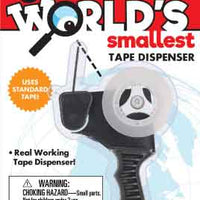 Worlds Smallest Spring Walker (by Westminster) tape dispenser