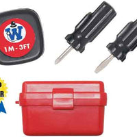 Worlds Smallest Tool Kit open (by Westminster)