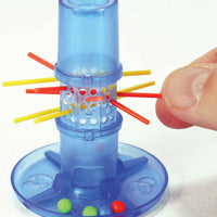 World's Smallest toys Kerplunk in action