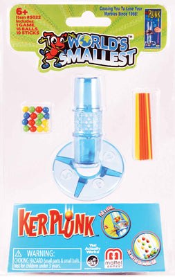 World's Smallest toys Kerplunk