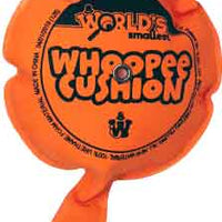 Worlds Smallest Whoopee Cushion open (by Westminster) Random Colors