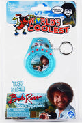 World's Coolest Bob Ross Talking Keychain