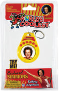 World's Coolest Richard Simmons Talking Keychain
