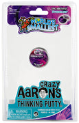 World's Smallest Crazy Aaron's Thinking Putty - Epic Amethyst