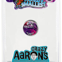 World's Smallest Crazy Aaron's Thinking Putty - Bundle of 3 epic amethyst