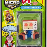 World's Smallest (GPK) Garbage Pail Kids (Tee-Vee Stevie)