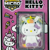World's Smallest Hello Kitty® Pop Culture Micro Figures - Pink Cosplay Unicorn close up