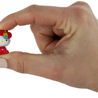 World's Smallest Hello Kitty® Pop Culture Micro Figures - in hand