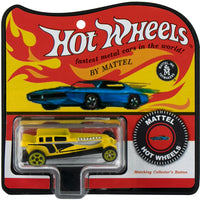 World's Smallest Hot Wheels - Series 6 - (Bundle of 3) Great Gatspeed up close