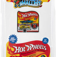 World's Smallest Hot Wheels - Series 6 - Great Gatspeed 2011
