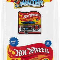 World's Smallest Hot Wheels - Series 6 - (Bundle of 3) Mid Mill