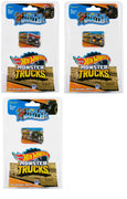 World's Smallest Hot Wheels Monster Trucks - Series 2 (1 Random Truck)