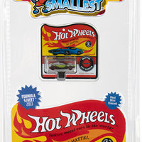World's Smallest Hot Wheels - Series 6 - (Bundle of 3) formula street