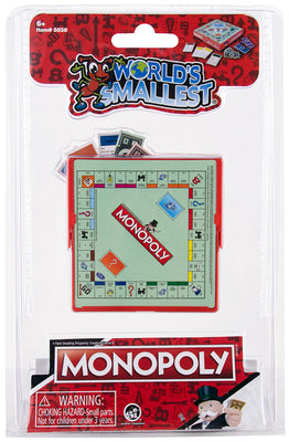 World's Smallest Monopoly