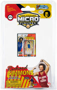 World's Smallest Richard Simmons Pop Culture Micro Figures (Blue Shirt)